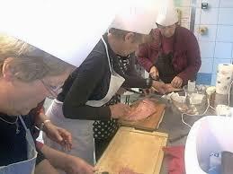 cours de cuisine morbihan françois cours de cuisine collectif avec le centre d animation de