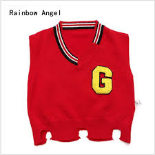 rainbow sweater vest promotion shop for promotional rainbow