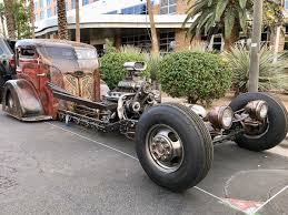100 Rat Rod Truck Resurrected Rust Garages Resurgence Kruzin USA