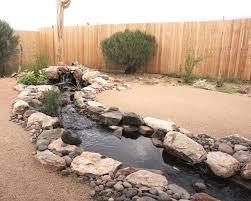 Phoenix Pond Blog - The Pond Gnome Diy Backyard Stream Outdoor Super Easy Dry Creek Best 25 Waterfalls Ideas On Pinterest Water Falls Trout Image With Amazing Small Ideas Pond Pond Stream And Garden Plantings In New Garden Waterfall Pictures Waterfalls Flowing Away 868 Best Streams Images Landscaping And Building Interesting Joans Idea For Rocks Against My Railroad Ties Beautiful Yard 32 Feature Design Design Waterfall Ponds Call Free Estimate Of