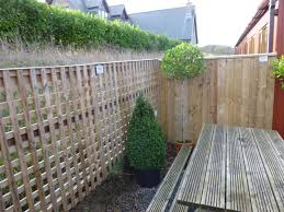 Decorative Garden Fence Panels by Charleton Fencing Fencing Contractors North East