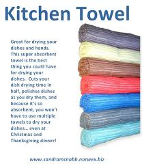 The Norwex Kitchen Towel Norwex Products Pinterest