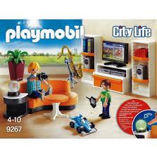 playmobil 9267 wohnzimmer living room