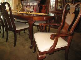 Ethan Allen Dining Room Set Vintage by Mahogany Dining Room Table Home Design Ideas