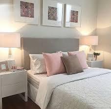 schlafzimmer rosa grau schlafzimmer