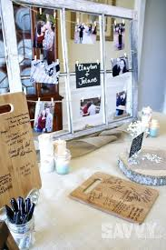 Rustic Wedding Shower Ideas