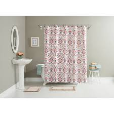 Walmart Bathroom Curtains Sets by Better Homes And Gardens Jeweled Paisley 15 Piece Bath In A Bag