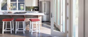 French Patio Doors Inswing Vs Outswing by E Series Hinged Patio Door