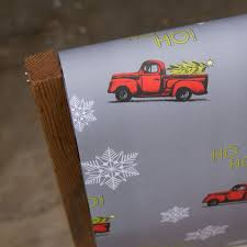 Ho Ho Ho Vintage Truck Wrapping Paper, 20x29 Inches – Ladybug Press Paper Truck Template Simple Paper Model Trailer And Container On White Background Food Cout Bobsburgers 1jpg Peterbilt 389 Best Resource 12 Photos Of Free 3d Truck Tow 1145790 Turbosquid Bobs Burgers Toy By Thisanton Deviantart Boy Mama A Trashy Celebration Garbage Birthday Party Mplate Yenimescaleco Download Model Trucks A Heavy Military