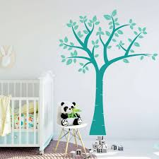 100 Tree Branch Bookshelves Glamorous Decals For Nursery Scenic Kids Room
