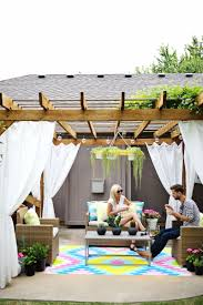 Bright Fun Outdoor Summer Space Click Through For Before And After Pics