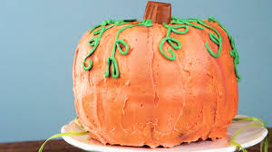 Pumpkin Shaped Cake Bundt Pan by You Have To See This Festive Pumpkin Cake Southern Living