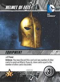 tabletop review dc comics deck building game heroes unite