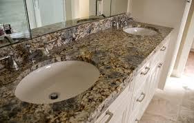 Karran Undermount Bathroom Sinks by Drop In Bathroom Sink Vs Undermount Best Bathroom Design