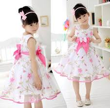 top 5 different types of party wear dresses for baby girls in