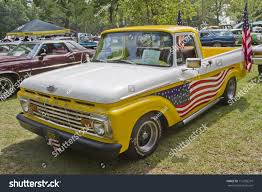 WAUPACA, WI - AUGUST 25: 1961 Ford Unibody F100 Truck At The 10th ... 1961 Ford F100 Unibody Gateway Classic Cars 531ftl Will Your Next Pickup Have A Unibody 8 Facts You Didnt Know About The 6163 Trucks 62 Or 63 34 Ton Truck U Flickr 1962 Short Bed Pickup Youtube F 100 New Considered Based On Focus C2 Goodguys Of Year Late Gears Wheels And Midsize Dont Need Frames Sold Truck Street Magazine Cover Luke
