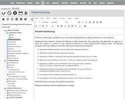 Employee Policy Handbook Software Template App