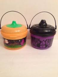 Mcdonalds Halloween Buckets by Mcdonald U0027s Happy Meal Pails 1989 Retro For The Kids