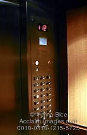 Buttons Inside Elevator Transportation s
