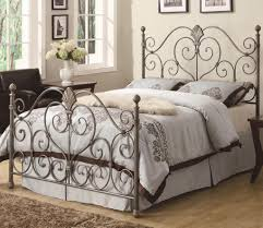 The Fenton Headboard From Sleepys by Flawless Iron Headboards And Wrought Queen Headboard Remarkable