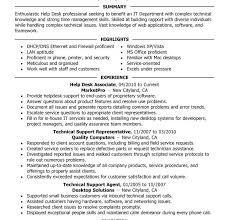 Help Desk Resume Reddit by Help Desk Resume Skills Help Desk Technician Resume Resume Help
