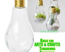 bulb shaped vase etsy