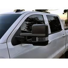 100 Truck Mirrors For Towing 9906 Silverado Sierra Manual LED Turn Signals Backup