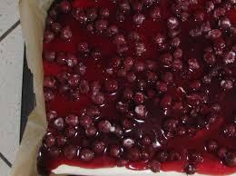 kirsch schmandkuchen vom blech