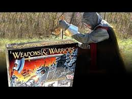 Weapons And Warriors Board Game Review