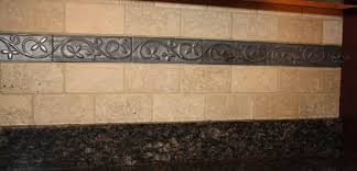 Accent Tiles For Kitchen Backsplash How To Grout A Backsplash Using A Pastry Bag Speeds Things Up