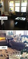 Living Room Makeovers 2016 by Before And After Great Living Room Renovation Ideas Hative