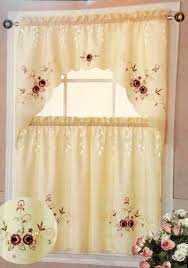 Brylane Home Kitchen Curtains by 128 Best Home U0026 Kitchen Window Treatments Images On Pinterest