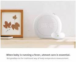 xiaomi fanmi mini wireless fieber thermometer damit habt