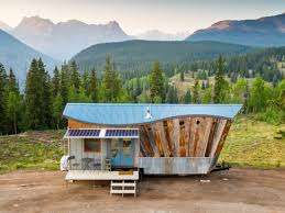 100 Houses In Nature Side The Design And Building Process Of A Tiny House