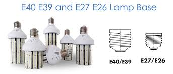 e40 or e27 led bulbs replacement hps high pressure sodium hps or