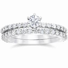 Yellow Gold Wedding Ring Sets Wedding Rings Sets for Him and Her