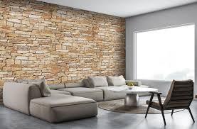 fototapete steinwand steinoptik steinmauer fototapeten tapete wandbild steine hell m0310