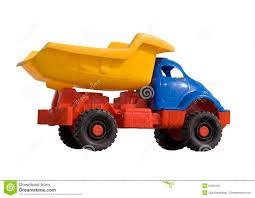 White Dump Truck Stock Photo. Image Of Truck, Vehicle - 26953352