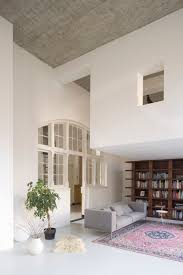 100 Loft Apartment Interior Design A Minimalistic In A Former School Building
