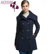 online get cheap womens winter coat trench black aliexpress com