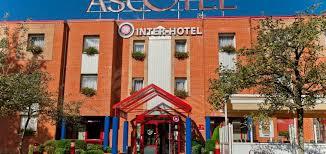 si e social villeneuve d ascq inter hotel lille east stadium ascotel hotel 3 nord pas de calais