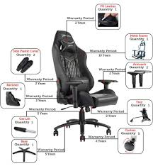 How Long Do Gaming Chairs Last? - TopGamingChair Akracing Premium Masters Series Chairs Atom Black Edition Pc Gaming Office Chair Abrocom Fniture Emperor Computer Cow Print Desk Thunderx3 Tgc25 Blackred Brand New Tesoro Gaming Break The Rules Embrace Innovation Merax Highback Ergonomic Racing Red Dxracer Official Website Support Manuals X Rocker Ultimate Review Of Best In 2019 Wiredshopper Nzxt Vertagear Sl2000 Rev 2 With Footrest Moustache Titan 20 Amber