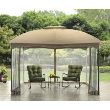 Outdoor Gazebo Canopy 10X12 Patio Tent Garden Decor Cover Shade ... Amazoncom Claroo Isabella Steel Post Gazebo 10foot By 12foot Outdoor Stylish Modern Sears For Any Yard Ylharriscom 10 X 12 Backyard Regency Patio Canopy Tent With Gazebos Sheds Garages Storage The Home Depot Perfect Solution Pergola This Hardtop Has A Umbrellas Canopies Shade Fniture Instant 103 Best Images About On Pinterest Pop Up X12 Curtains Framed