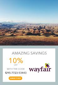10% Off First Order + Free Shipping Order Over $49 | Wayfair ... 10 Off Coupon Code Hayneedle Best July 4th Sales To Shop Aliexpress Promo Codes Coupons October 2019 Hair Crater Lake Tional Park Lodge Promo Code Gift Cards For Metro Pcs In Store Coupons Orderstart Coupon Fathead Discount Code Off Of 25 Purchase Expires 103119 Deals Free Shipping Shop And Save Archives Dealszo Microsoft Surface Book 2 Discount Redbox Cheat Bfg Arborday Org Cheapest Online Shopping Websites Prestwick House Mad Motors Next First Order Cheesecake Factory Cherry Hill