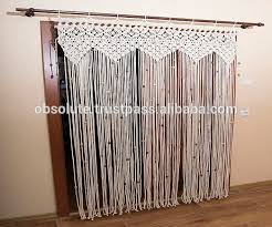 Macrame Wedding Backdrop Curtains Wedding Macrame Curtains