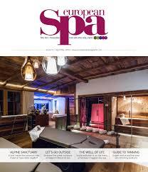 100 European Interior Design Magazines Spa Magazine Issue 51 By Spa Magazine Issuu