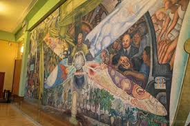 David Alfaro Siqueiros Murales Bellas Artes by All About Palacio De Bellas Artes Hidden Corners