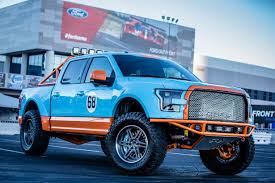 100 Racing Trucks For Sale Gulf Livery On D F150 Truck With ADV1 Wheels