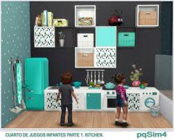 PQSims4 Playroom For Kids O Sims 4 Downloads