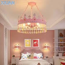 kreative kinder mädchen schlafzimmer kronleuchter